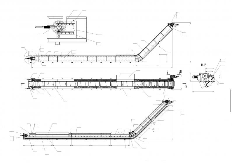 Скребковый конвейер кпс 500 как подключить сигнализацию на транспортер